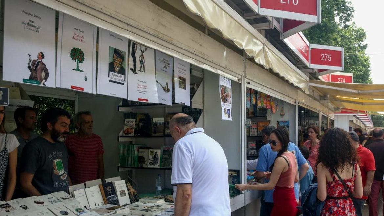 El País. Las ferias del libro se refugian en lo virtual para mantener vivo el espíritu