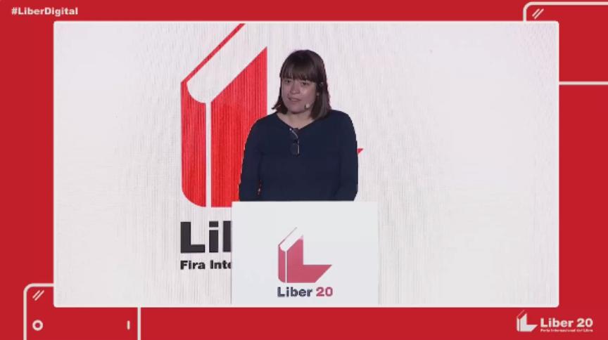 El Ministerio de Cultura y Deporte presenta la Mesa del Libro en la Feria LIBER 2020
